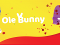 Ole Bunny with Halloween
