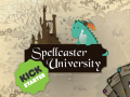 Spellcaster University live on Kickstarter