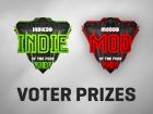 2018 Voter Prizes