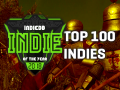Top 100 Indies of 2018 Announced