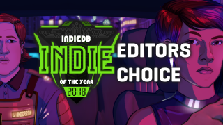 Editors Choice - Indie of the Year 2018
