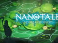 Nanotale - Typing Chronicles, our new typing game is now in development!