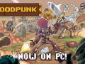 WOODPUNK out on PC Today!