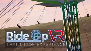 RideOp, releasing a FREE VR Thrill Ride Experience