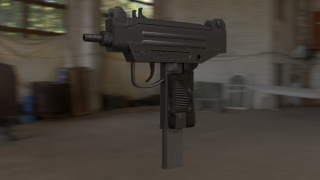 Update #2 - New weapon added