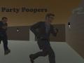 Party Poopers Polish Progress