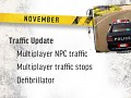 NOVEMBER UPDATE NOW LIVE | Multiplayer NPC Traffic, Defibrillator, CPR