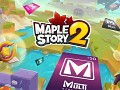 MapleStory 2 First Expansion Already Released - A Sky Fortress Brings You Into Battles On Another Sp