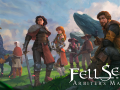 1C Entertainment Shares Update New Trailer for Tactical RPG Fell Seal: Arbiter's Mark