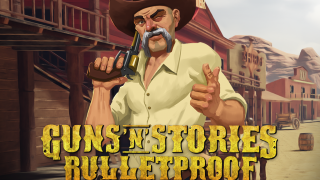 "MIROWIN releases their critically-acclaimed VR game ""GUNS'N'STORIES: BULLETPROOF VR"" for PSVR"