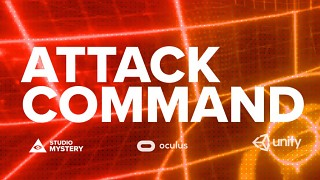 Attack Command Lefel 1 Trailer