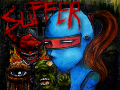 Brutal Classic-Style FPS SUFFER is out now on Steam!