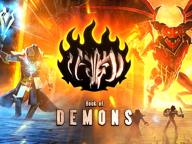 Book of Demons is OUT!