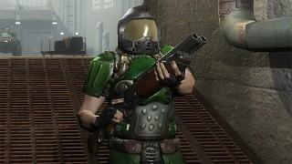 Rivensin 0.9.80 & The Doom Marine Addon Released!