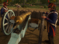 A New Class. Cannoneer! Moveable Artillery
