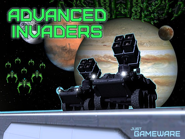 Advanced Invaders is Available
