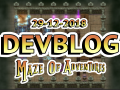 Maze Of Adventures - Devblog 12/29/2018
