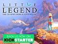 Little Legend is now live on Kickstarter!