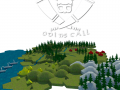 Odin's Call Terrain Tile world height adjustment progress Video