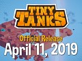 Tiny Tanks Release Date Is Set!