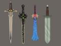Bound By Blades - Development Update 11 - Tutorials, Gallow Animations and Equipment Art