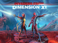 Invaders From Dimension X! released on STeam