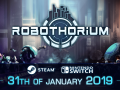 Release Trailer: Robothorium is coming on Steam & Switch on 31th of January