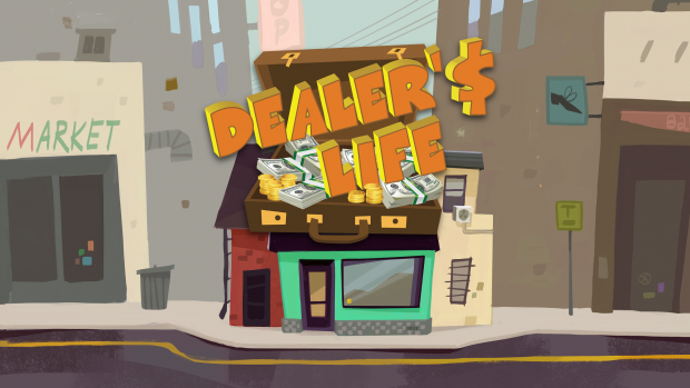 Dealer's Life Steam release approaches!
