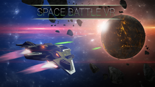 Space Battle VR: New Update - Speed Effect