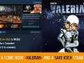 Win a comic book «VALERIAN» and a SAVE KOCH Steam key