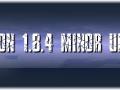 Version 1.8.4 Minor Update