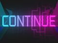 CONTINUE, our fast-paced hack 'n' slash, has been released on Steam