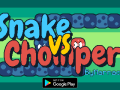 Snake vs Chomper now available in the Play Store