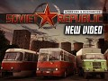 Soviet Republic - Release this friday