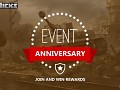 Anniversary Event + month filled with rewards