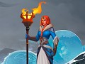 What's new in Frozen Flame?