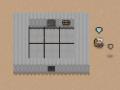 Metal Building and Grenades