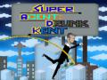 Super Agent: Drunk Kent enters a warzone...