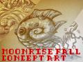 Moonrise Fall - Concept Art & Origins