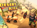 DESERT KILL is coming on April 17, 2019!