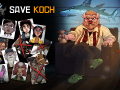 Save Koch is out now!