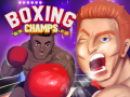 Boxing Champs Controller Scheme