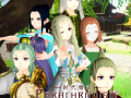 New World of Parachronism -- Characters