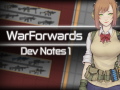 Dev Notes 1