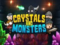crystals and monsters - tower defense fusion mode