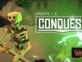 Sharpen your cutlasses! Crooked Waters: Conquest will release end of June!