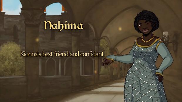 [Spotlight] Nahima