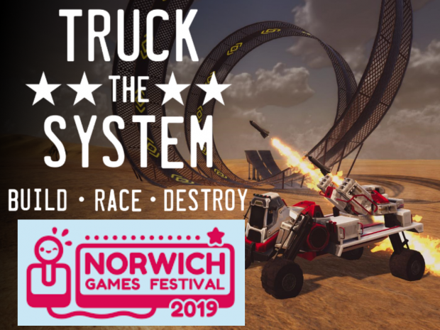 Truck the System | Norwich Games Festival