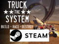 Truck the System | Level Editor, Weather Effects and Now on Steam!