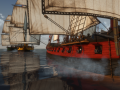 Huge Update. Ahoy! Aboard The 50-Gun Frigate